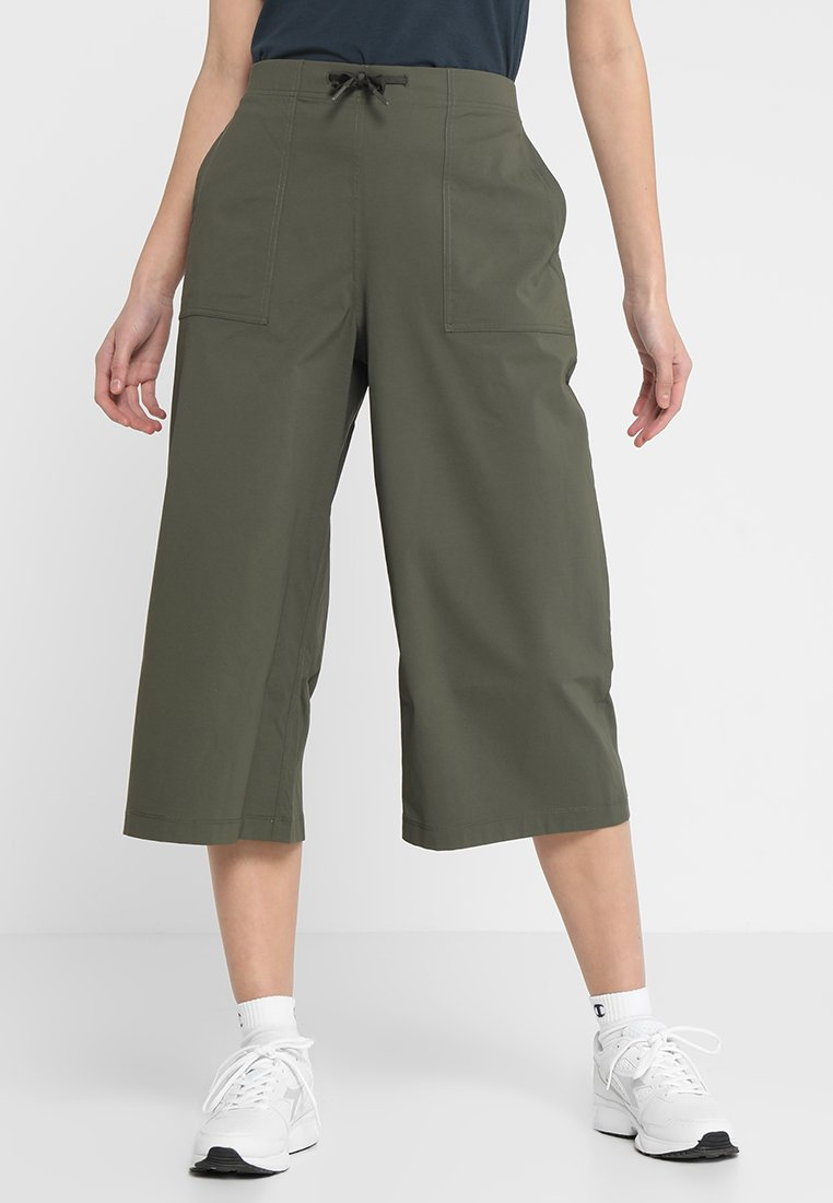 The North Face - SIGHTSEER CULOTTE  - Friluftsbukser - new taupe green
