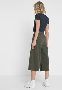 The North Face - SIGHTSEER CULOTTE  - Friluftsbukser - new taupe green - 2