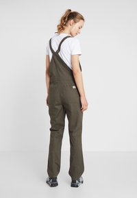 The North Face - MOESER OVERALL - Bukse - new taupe green - 2