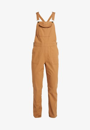 MOESER OVERALL - Bukse - chipmunk brown