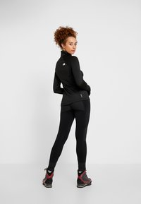 The North Face - INLUX WINTER - Tights - black - 2