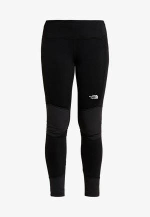 INLUX WINTER - Legginsy - black