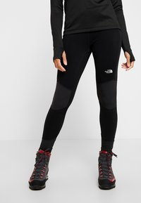 The North Face - INLUX WINTER - Tights - black - 0