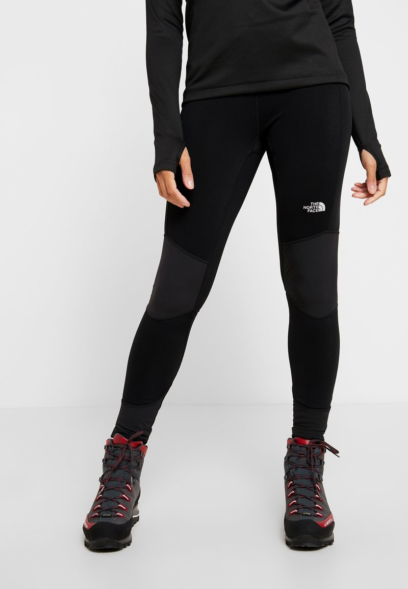 The North Face - INLUX WINTER - Tights - black