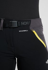 The North Face - DIABLO PANT - Outdoorbroeken - black - 3