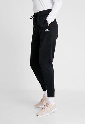 SURGENT CUFFEDPANT - Verryttelyhousut - black