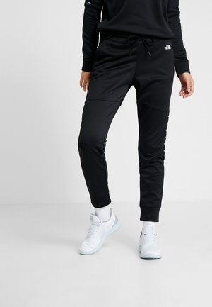 PANT - Verryttelyhousut - black