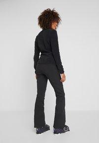 The North Face - SNOGA PANT - Zimní kalhoty - black - 2