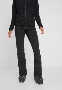 The North Face - SNOGA PANT - Zimní kalhoty - black - 0