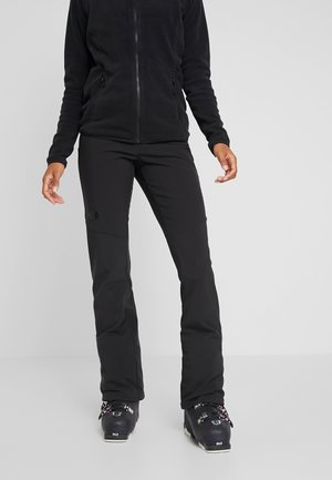 SNOGA PANT - Pantaloni da neve - black