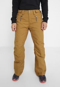 The North Face - ABOUTADAY PANT - Skibroek - british khaki - 0