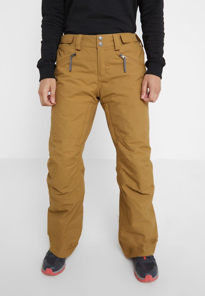 The North Face - ABOUTADAY PANT - Ski- & snowboardbukser - british khaki