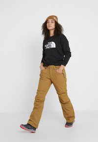 The North Face - ABOUTADAY PANT - Skibroek - british khaki - 1