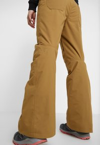 The North Face - ABOUTADAY PANT - Skibroek - british khaki - 3