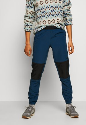 CLASS  - Outdoor trousers - blue wing teal/black