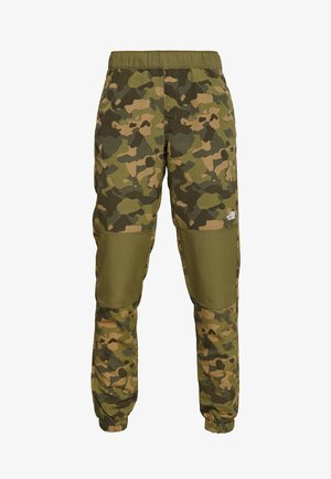 WOMEN'S CLASS JOGGER - Outdoor trousers - olive
