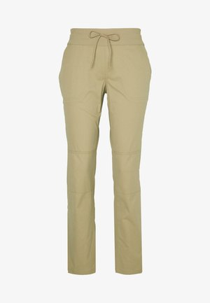 WOMEN'S APHRODITE PANT - Friluftsbukser - twill beige