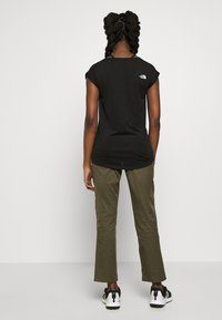 The North Face - WOMEN'S APHRODITE PANT - Pantalones montañeros largos - new taupe green - 2