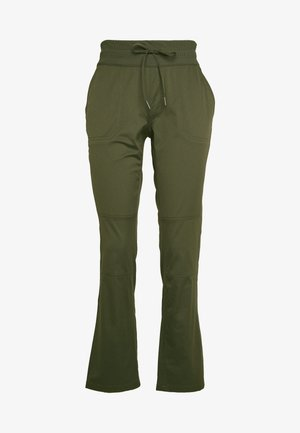 WOMEN'S APHRODITE PANT - Friluftsbukser - new taupe green