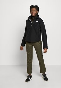 The North Face - WOMEN'S APHRODITE PANT - Pantalones montañeros largos - new taupe green - 1