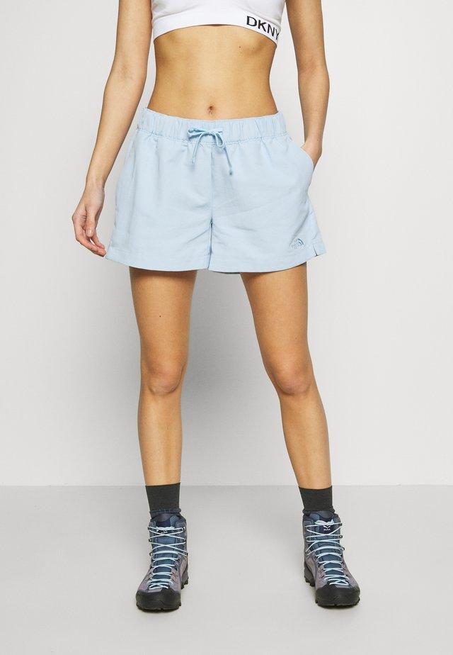 WOMENS CLASS - Pantalones montañeros cortos - blue