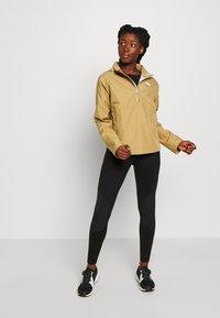 The North Face - WOMEN'S HYBRID HIKE TIGHT - Leggings - black - 1