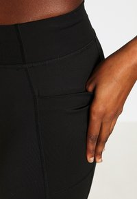 The North Face - WOMEN'S HYBRID HIKE TIGHT - Leggings - black - 3