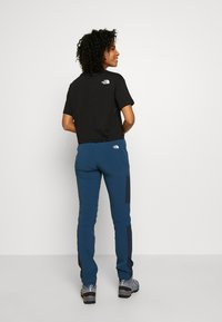 The North Face - WOMEN'S LIGHTNING TECH PANT - Pantalones montañeros largos - blue wing teal/urban navy - 2