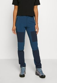 The North Face - WOMEN'S LIGHTNING TECH PANT - Pantalones montañeros largos - blue wing teal/urban navy - 0