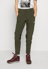The North Face - WOMEN HIKESTELLER PANT - Friluftsbukser - new taupe green - 0