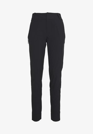 WOMEN HIKESTELLER PANT - Ulkohousut - black