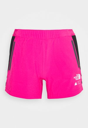 WOMENS GLACIER - Shorts outdoor - mr. pink