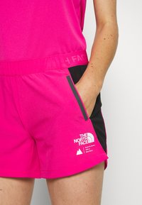 The North Face - WOMENS GLACIER - Outdoor Shorts - mr. pink - 4