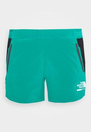 WOMENS GLACIER - Outdoor shorts - jaiden green