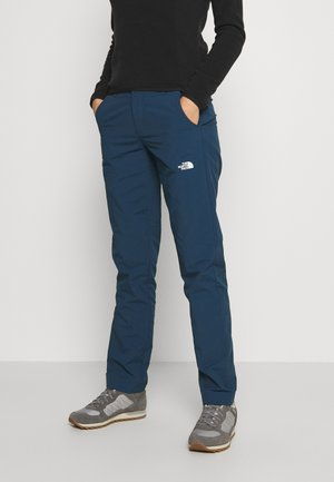 WOMENS QUEST PANT - Bukse - blue wing teal
