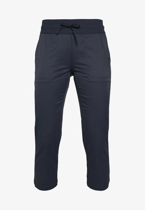 WOMEN'S APHRODITE CAPRI - Outdoorbroeken - urban navy