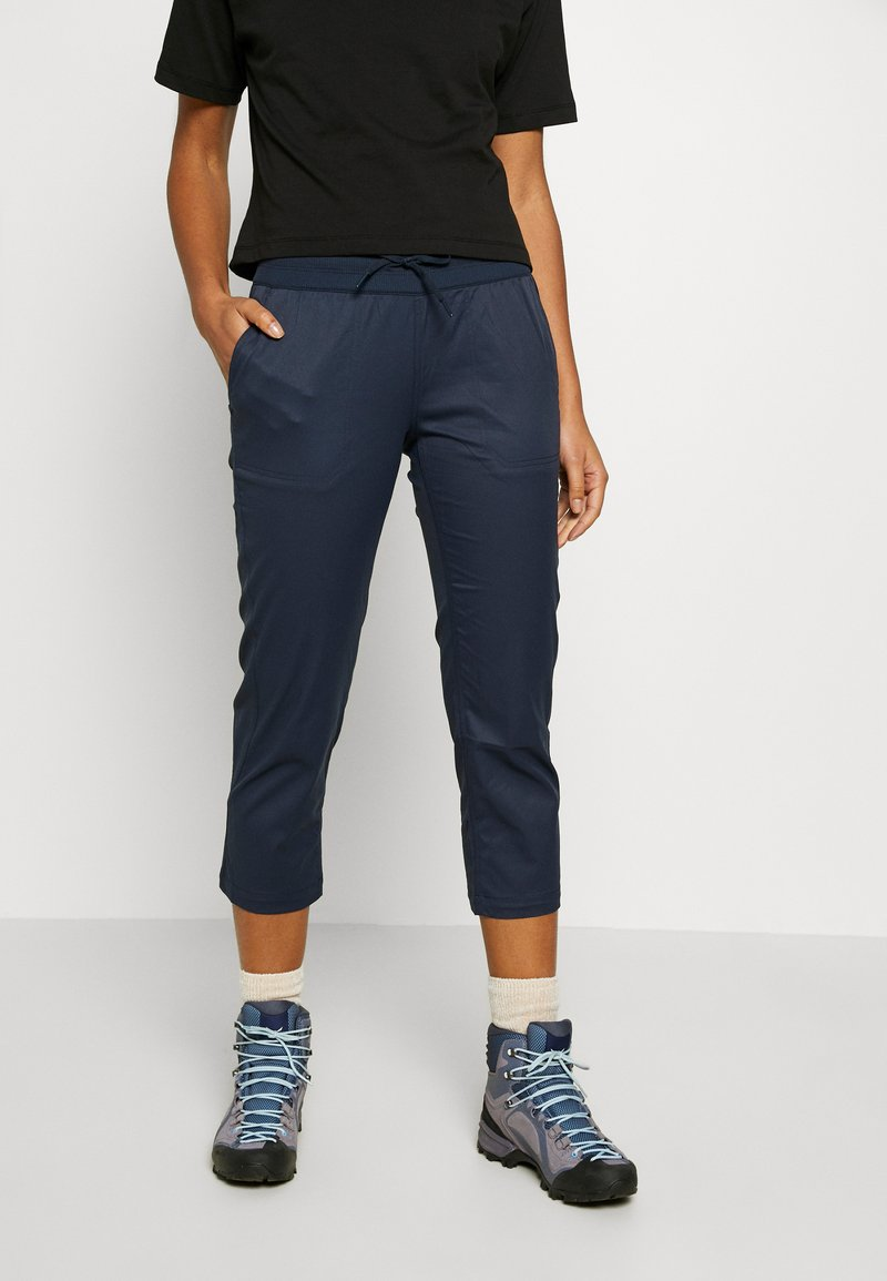 The North Face - WOMEN'S APHRODITE CAPRI - Outdoor-Hose - urban navy