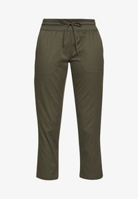 The North Face - WOMEN'S APHRODITE CAPRI - Friluftsbukser - new taupe green - 4