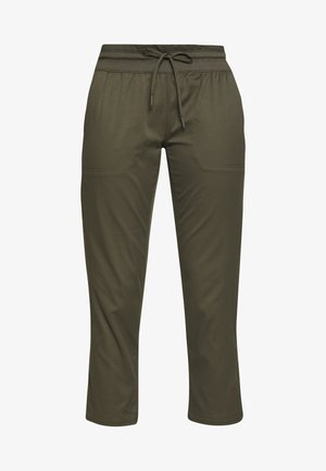 WOMEN'S APHRODITE CAPRI - Pantalons outdoor - new taupe green
