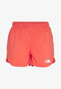 The North Face - WOMEN'S ACTIVE TRAIL RUN SHORT - Korte sportsbukser - cayenne red - 4