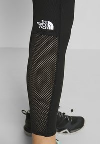 The North Face - ACTIVE TRAIL MESH HIGH RISE TIGHT - Tights - black - 4