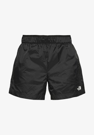 WOMEN'S ACTIVE TRAIL BOXER SHORT - Sports shorts - black