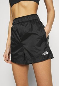 The North Face - WOMEN'S ACTIVE TRAIL BOXER SHORT - Sports shorts - black - 3