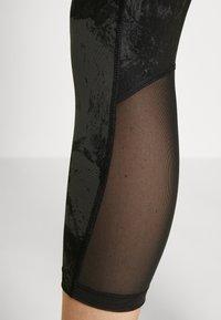 The North Face - WOMENS VARUNA CROP - Leggings - asphlt grey - 5