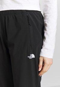 The North Face - WOMENS VARUNA PANT - Spodnie materiałowe - black - 4