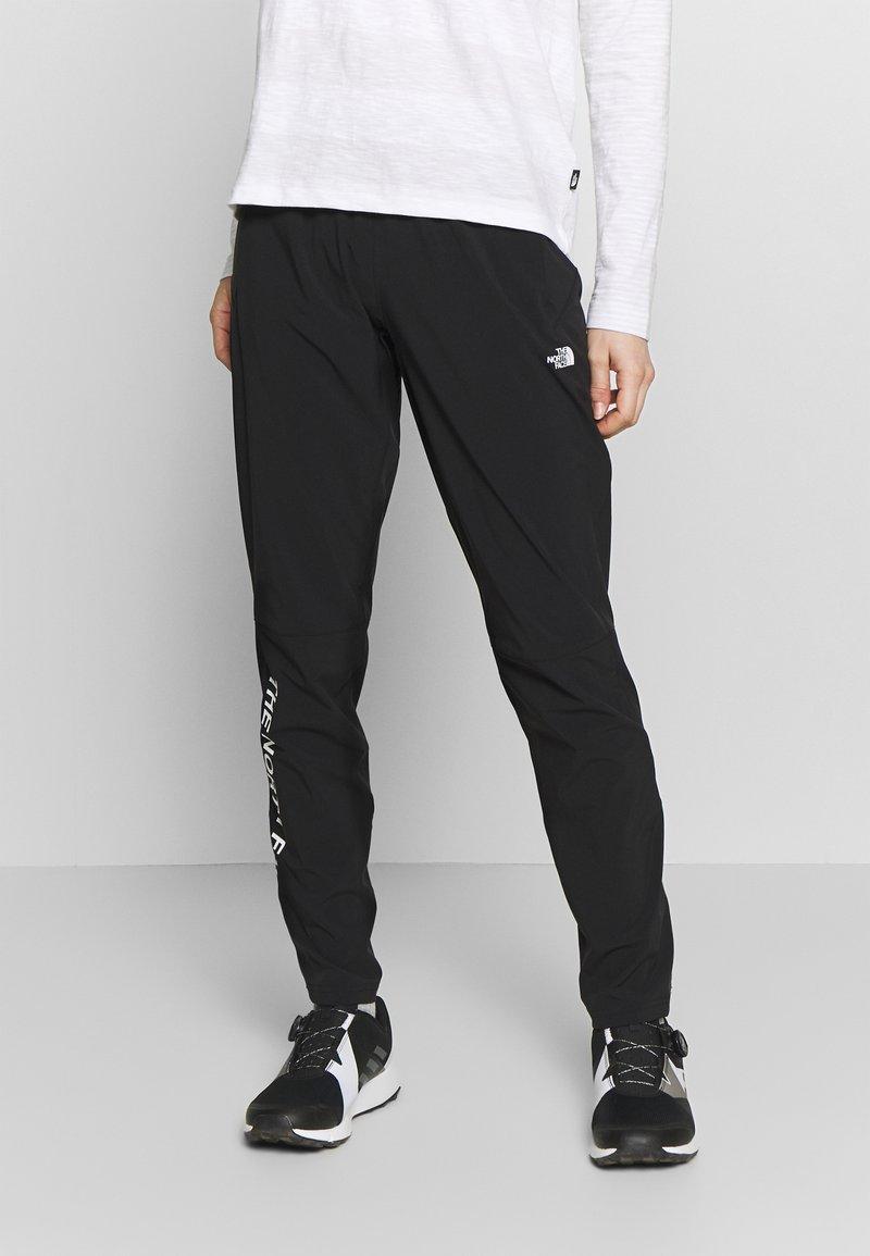 The North Face - WOMENS VARUNA PANT - Spodnie materiałowe - black
