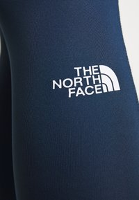 The North Face - WOMENS NEW FLEX HIGH RISE 7/8 - Tights - blue wing teal - 5