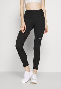 The North Face - WOMENS NEW FLEX HIGH RISE 7/8 - Leggings - black - 0