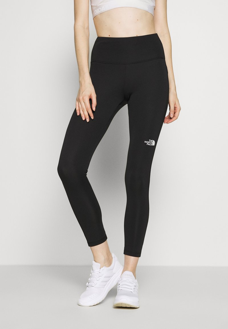 The North Face - WOMENS NEW FLEX HIGH RISE 7/8 - Leggings - black
