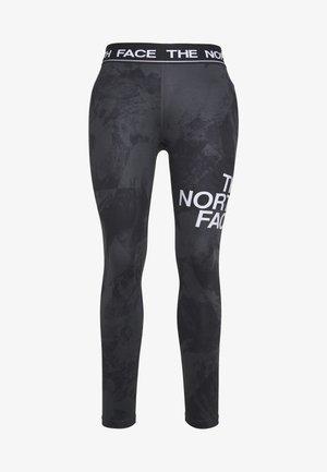 WOMEN'S FLEX MID RISE - Collants - asphalt grey